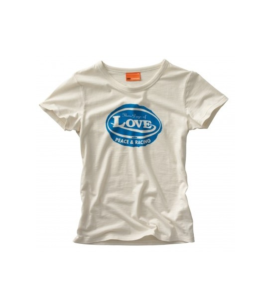 Camiseta Girls Love Tee KTM