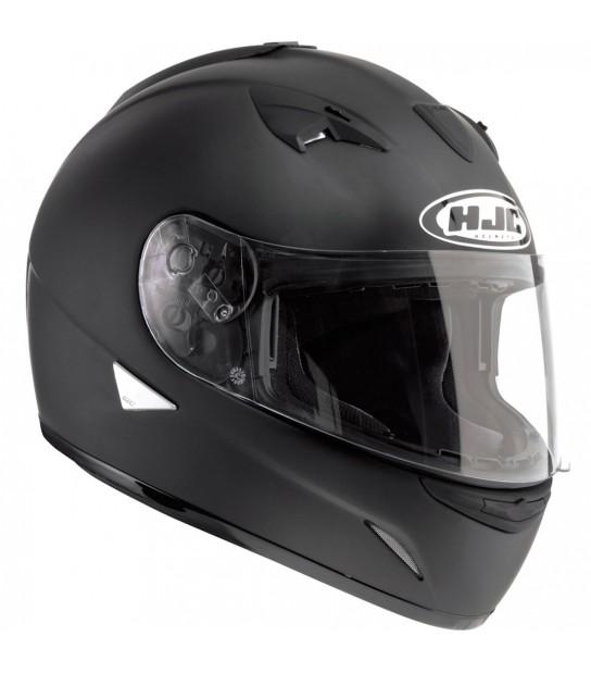 Casco HJC Flat Black TR1