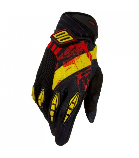 Guantes Enduro/Cross Shot Spark Talla 10 XXL Junior