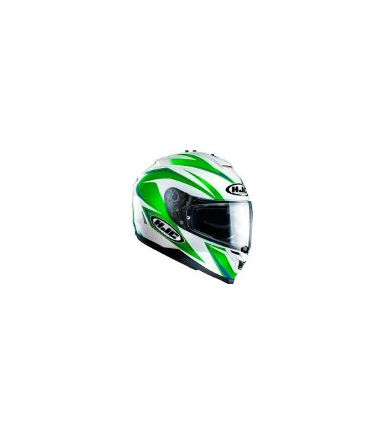 Casco Integral hjc IS-17 Osiris MC4 verde talla XS