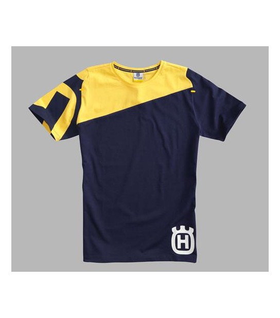 Camiseta Husqvarna Inventor Tee Yellow L