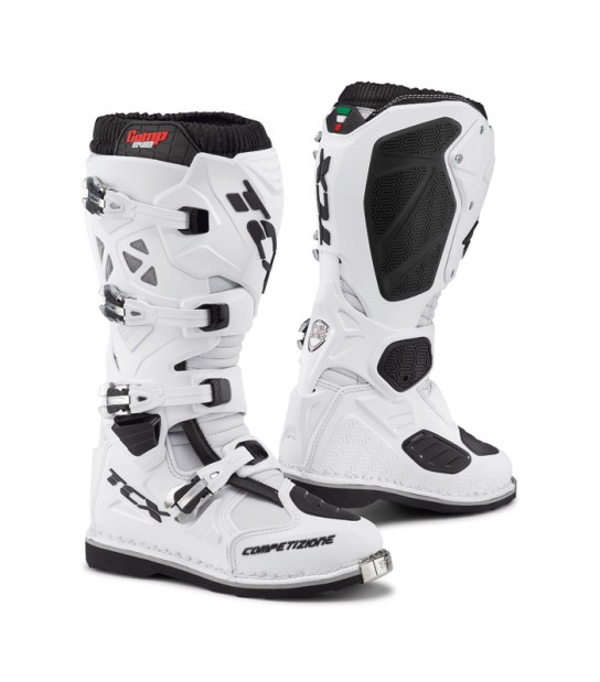 BOTAS TCX COMP EVO BLANCO ENDURO/CROSS