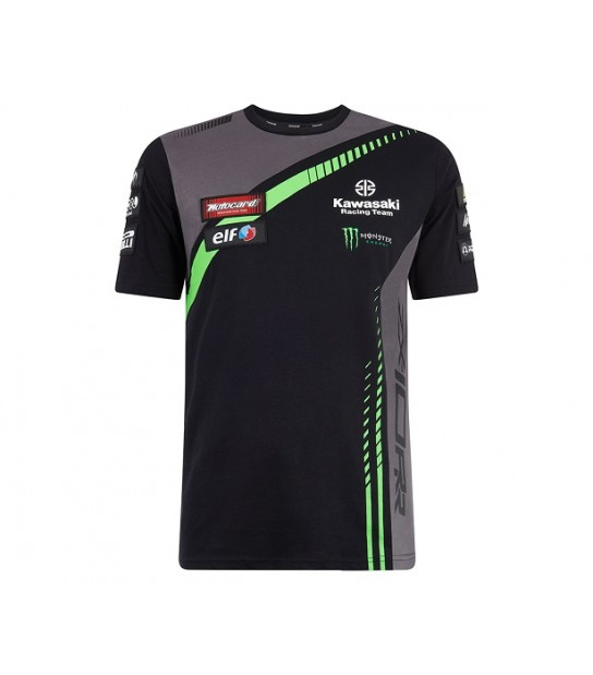 CAMISETA KAWASAKI KRT WORLD SBK
