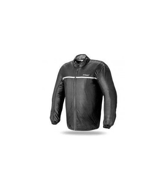 CHAQUETA SEVENTY DEGREES IMPERMEABLE SD-A3 NEGRO