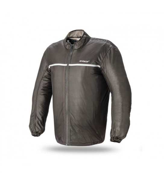 CHAQUETA SEVENTY DEGREES IMPERMEABLE SD-A4 NEGRO S MUJER