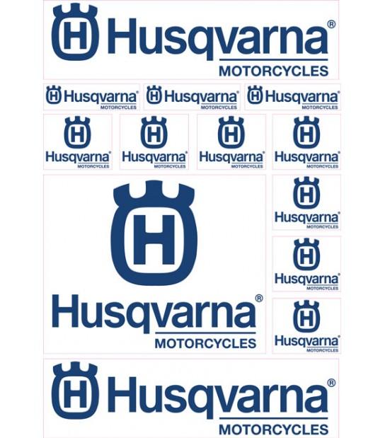 KIT ADHESIVOS HUSQVARNA 3HS1471100