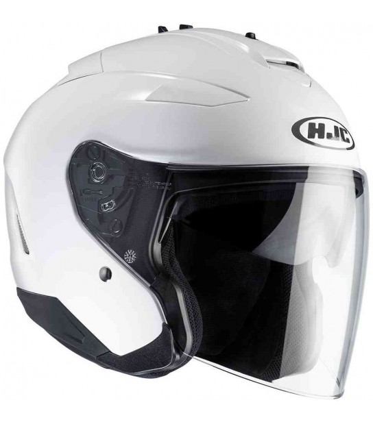 CASCO JET HJC IS33 II UNI BLANCO