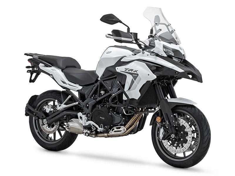 TRK 502 2020 color blanco