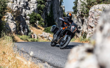 KTM Super Adventure Jademotor