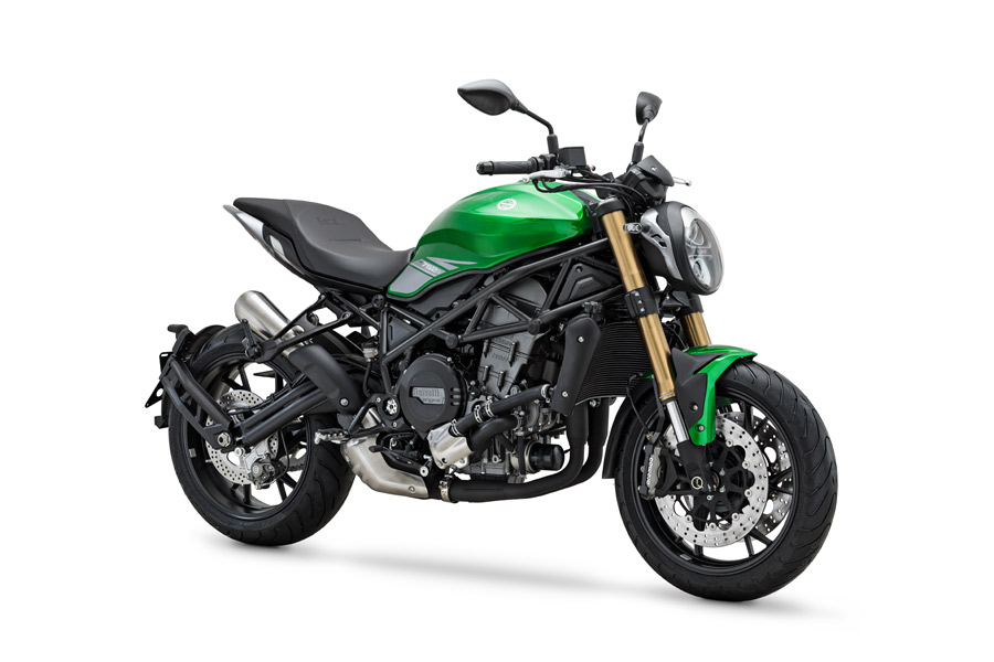 Benelli 752 S verde