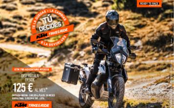 KTM Adventure Jademotor