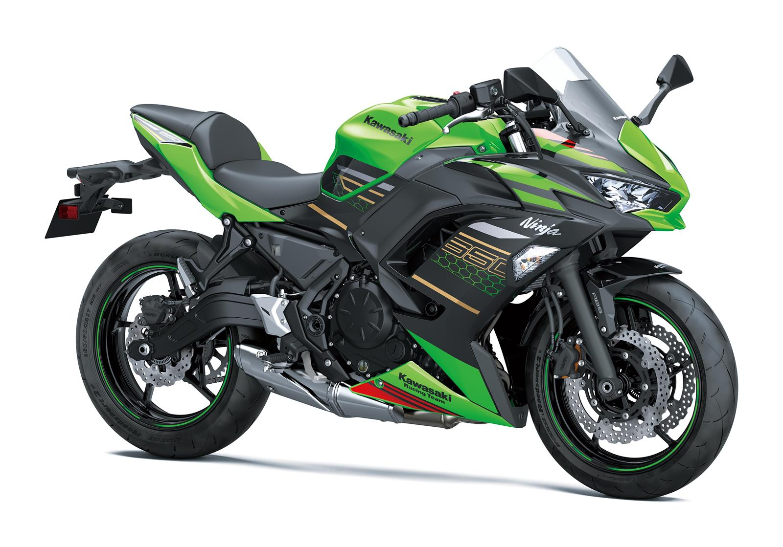Ninja 650 2020 KRT Edition