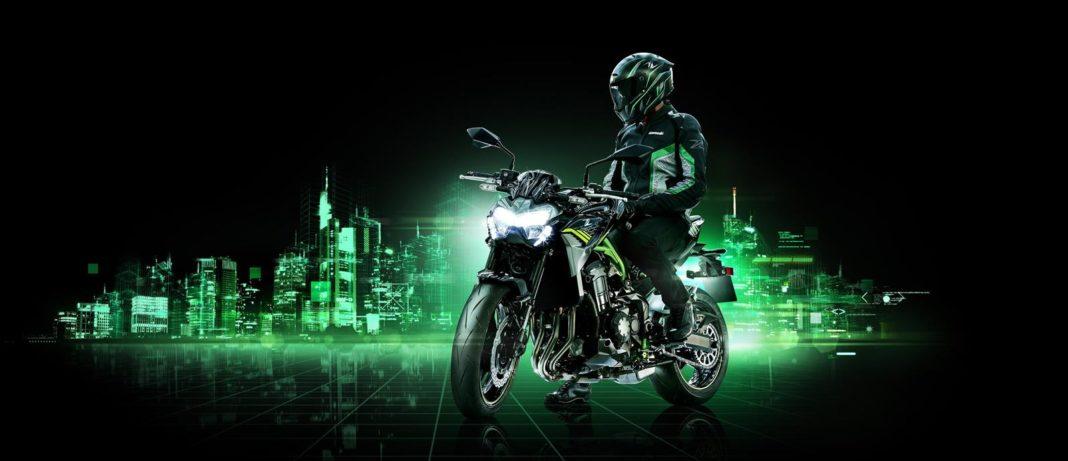 Kawasaki Z900 Jademotor