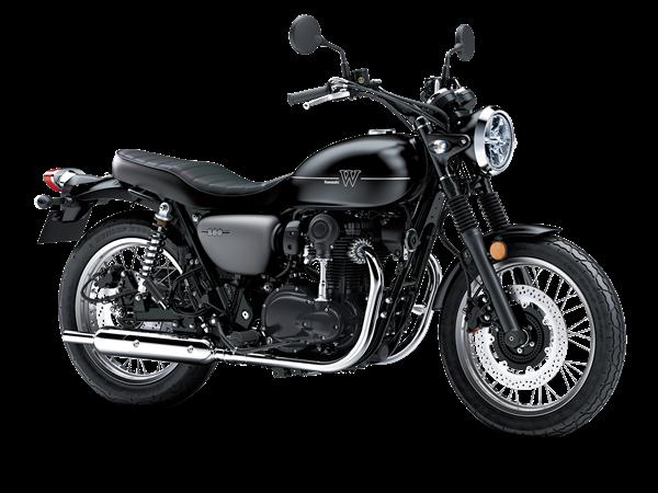 Kawasaki W 800 Sreet